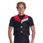 Prolimit Impact Vest Ski Nylon 3-Buckle 2014